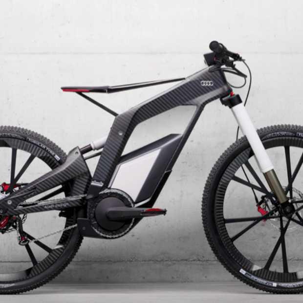 Uber cool : Audi e-bike Wörthersee