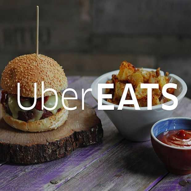 Uber lanceert UberEATS in Parijs