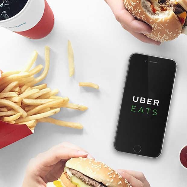 McDelivery: UberEats gaat vanaf 6 juni in Amsterdam McDonald's bezorgen
