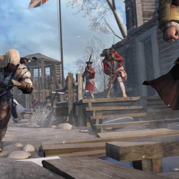 Ubisoft steunt de Wii U, zet groot in op Assassin's Creed en Watch Dogs