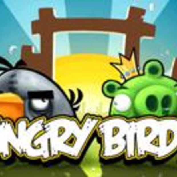 Uitgelekte foto's van Angry Birds Valentijn