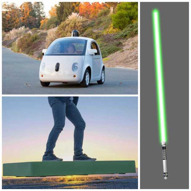 6 futuristische uitvindingen uit films die al bestaan in het echt