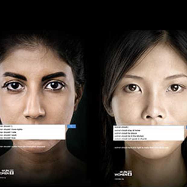 UN Women gebruikt Google voor campagne
