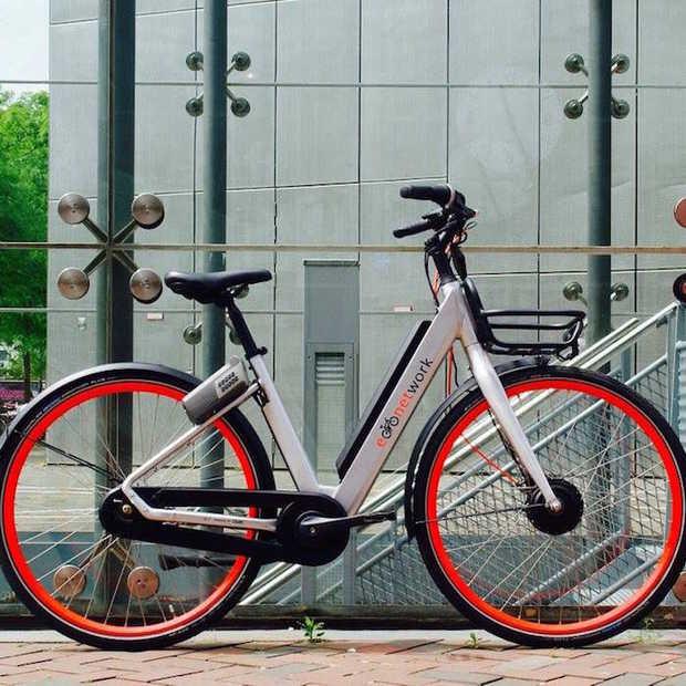 Urbee: elektrische deelfiets in Amsterdam voor minder CO2-uitstoot