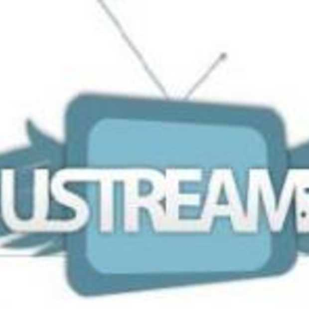 Ustream timmert aan de weg