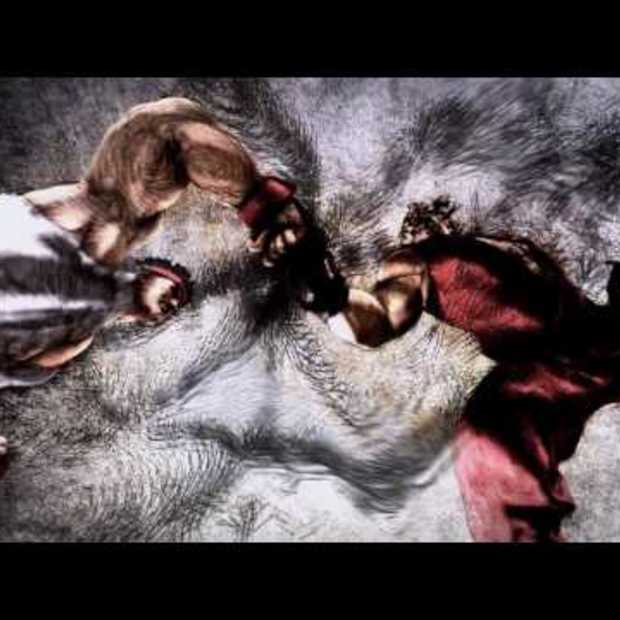 Super Street Fighter IV Promotietrailer