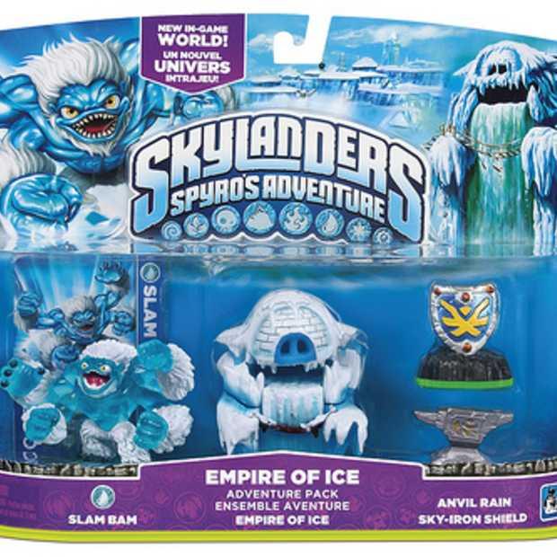 Verberg je kinderen: nieuwe Skylanders in aantocht!