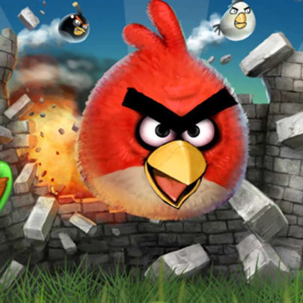Verslaafd aan Angry Birds? Je bent niet de enige... [Infographic]