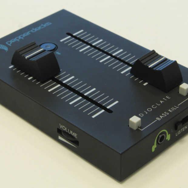 Via Kickstarter: de Djoclate II; een zakformaat audiomixer voor je telefoon