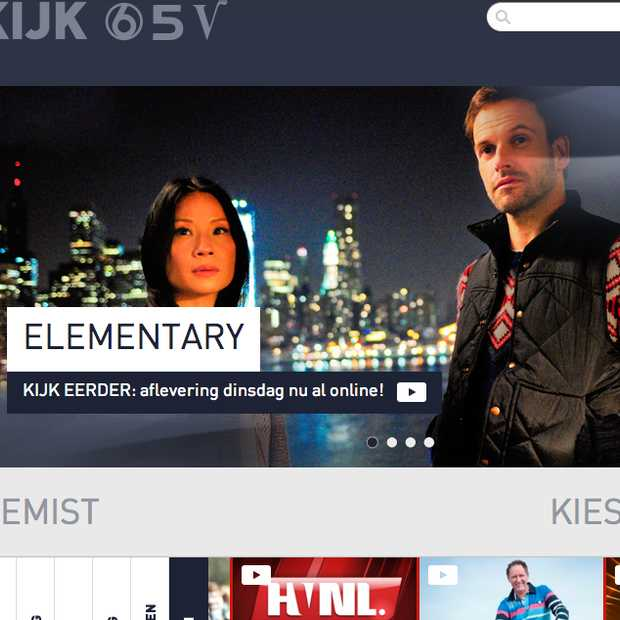 Video-on-demand platform SBS: Kijk.nl