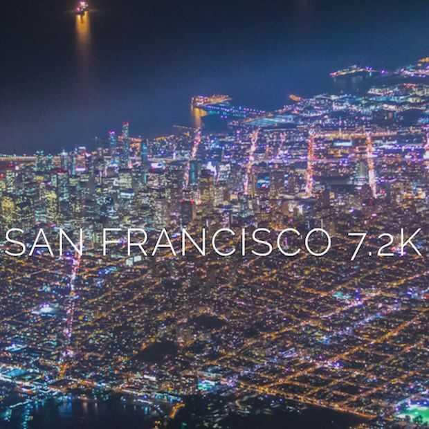 San Francisco zoals je de stad nog nooit gezien hebt!
