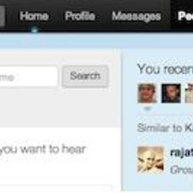 """Vind nieuwe mensen op Twitter met de """"people tab"""""""