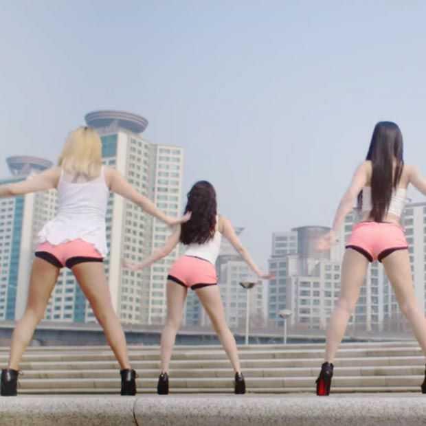 Going viral: Moderne videoclip met muziek van New World Symphony
