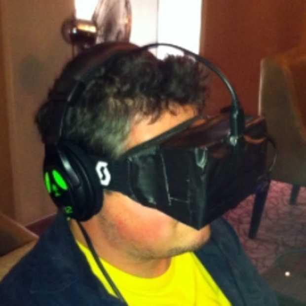 Visuele revolutie op Gamescon: de Oculus Rift