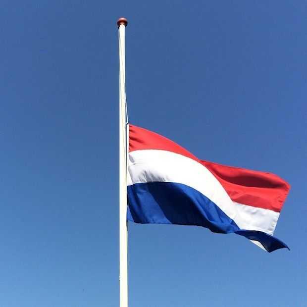 Nationale herdenking MH17: Zet je telefoon 1 minuut in flight mode