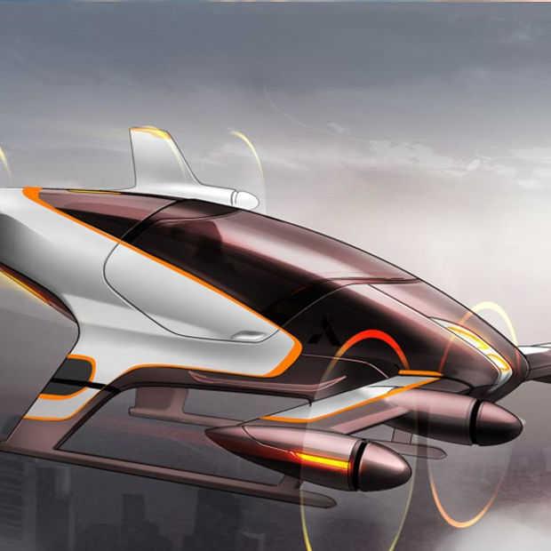 Airbus komt met concept voor vliegende (én rijdende) auto deze week