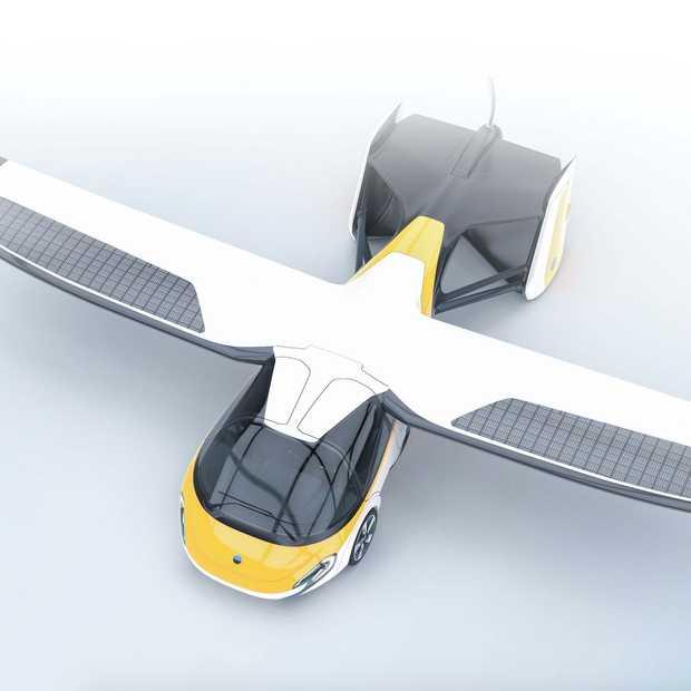 's Werelds eerste vliegende auto kun je nu pre-orderen