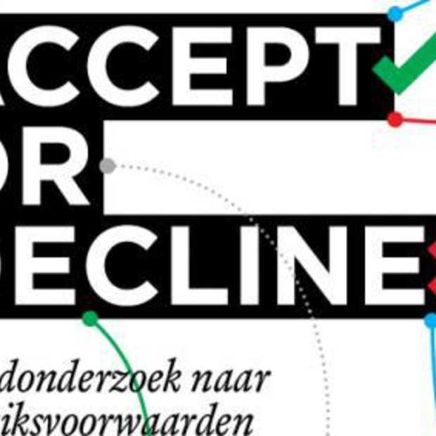 """Vliegende start voor Bright's crowdsource-project """"Accept Or Decline"""""""