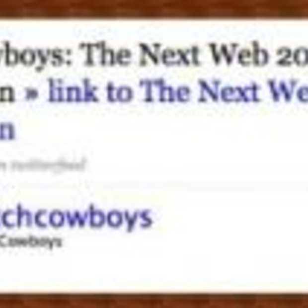 Volg Dutchcowboys via Twitter