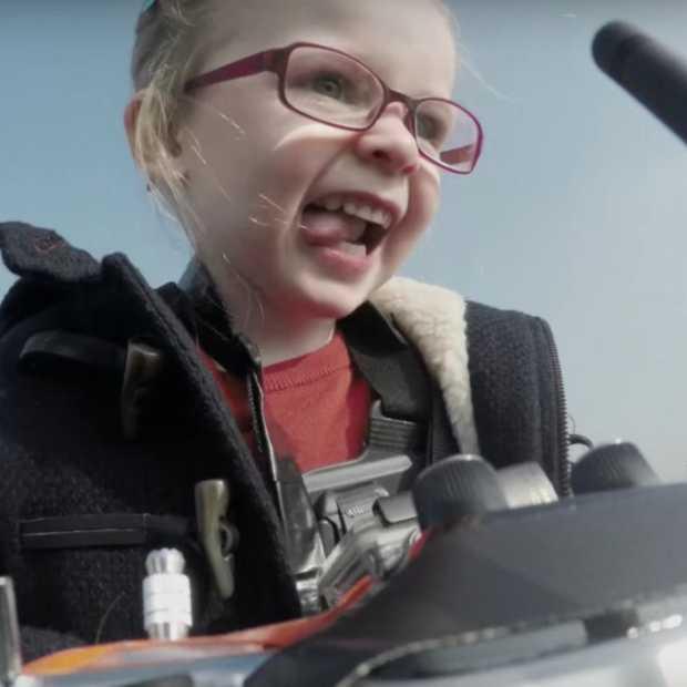 Look Who's Driving, wat gebeurt er als een 4-jarige met een vrachtwagen te keer gaat