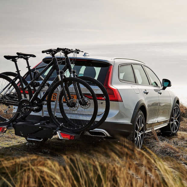 Volvo V90 Cross Country: safety first