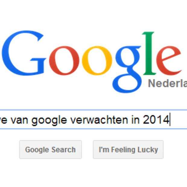 Voorspellingen Google 2014