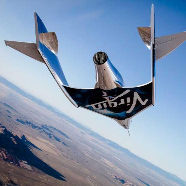 Virgin Galactic voert nieuwe testvluchten uit met VSS Unity