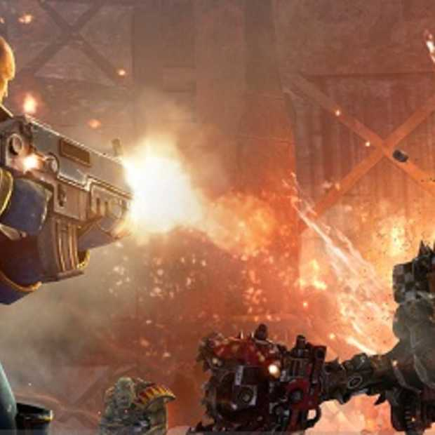Warhammer 40K Space Marine brengt strategie en shooters bij elkaar