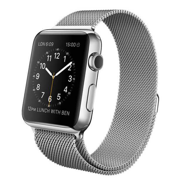 Apple Watch komt in april ook al buiten de VS beschikbaar
