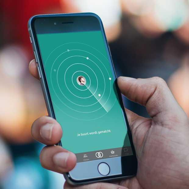 Meer contact met je buren: social app Wazzurb