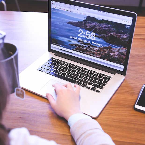 Websites retailers 7 procent langzamer dan vorig jaar