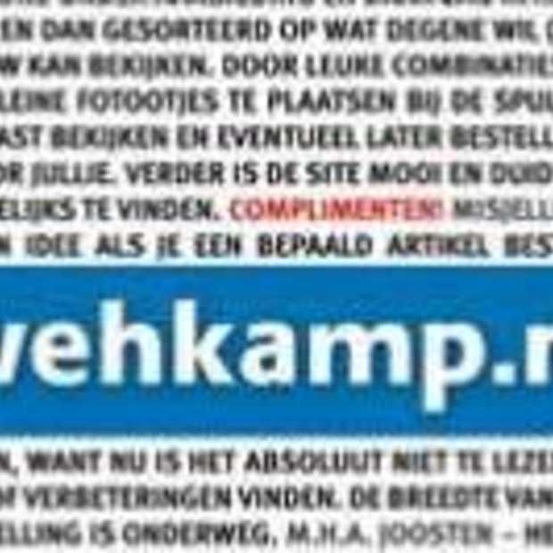 Wehkamp.nl 2.0?