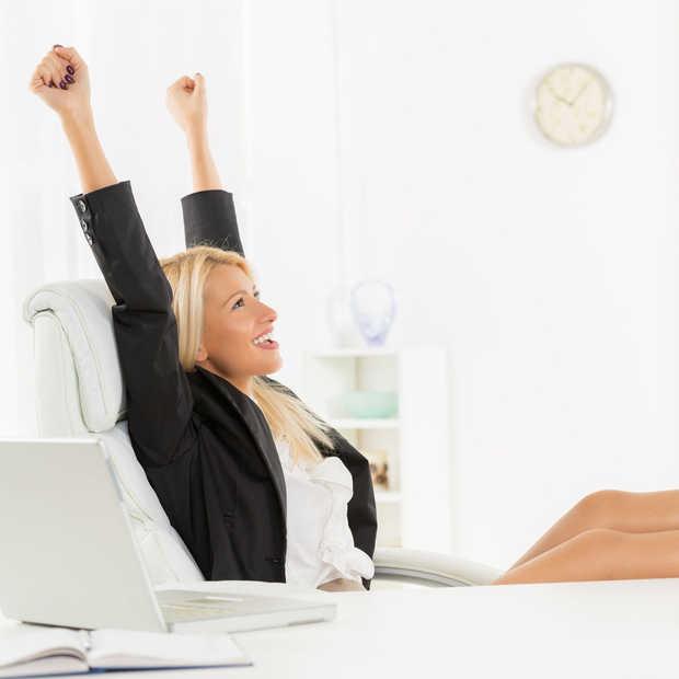 Infographic: dit is de perfecte routine voor je werkdag