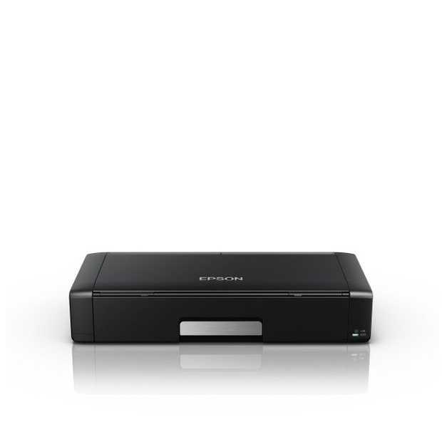 Epson WF 100 laat je overal in kleur en zwart wit printen