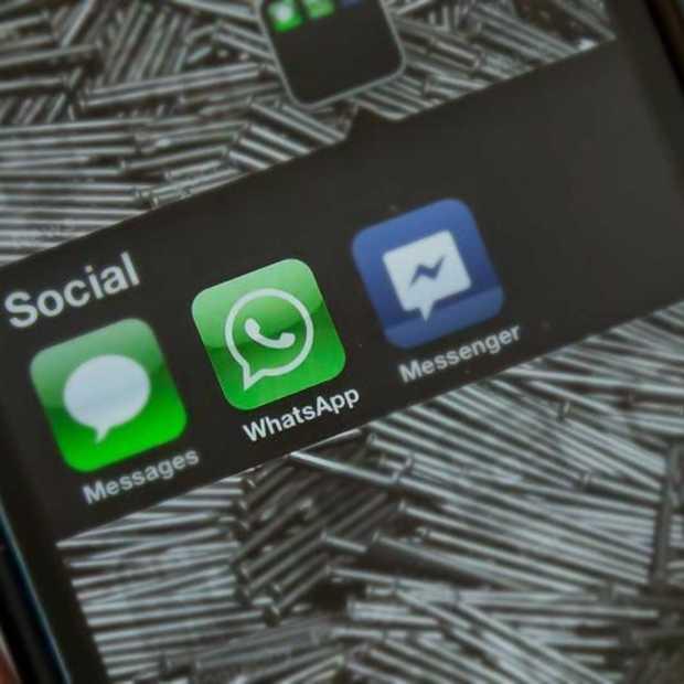 WhatsApp: 18 miljard berichten per dag