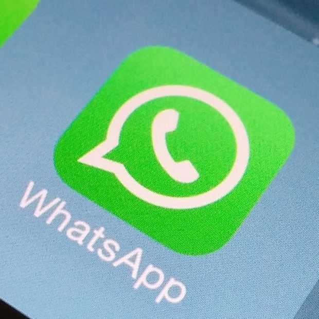 Groei WhatsApp gebruik stagneert