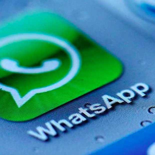 Geen irritante blauwe linkjes meer op WhatsApp