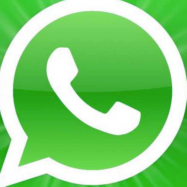Zien wie er typt in een groepschat op Whatsapp