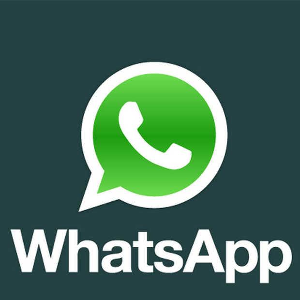 WhatsApp voor Android 1 miljard keer gedownload