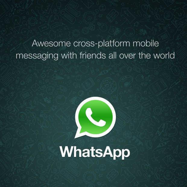 WhatsApp chathistorie en foto's opslaan in Google Drive