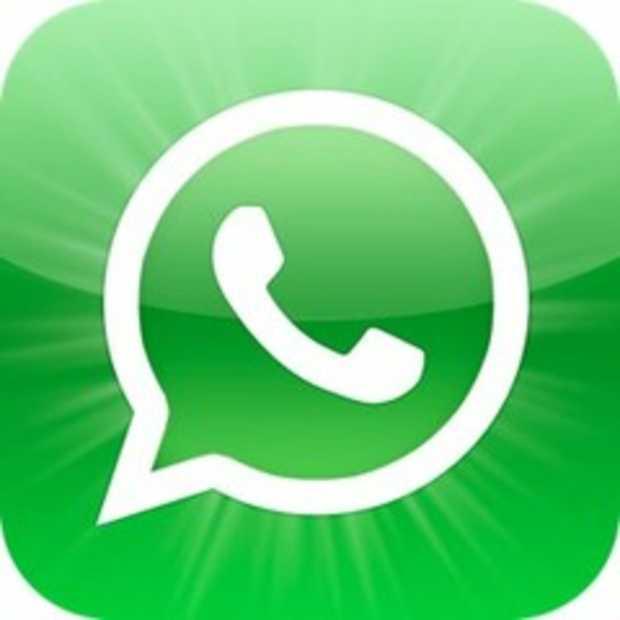 WhatsApp update iOS6 en iPhone 5 zit eraan te komen