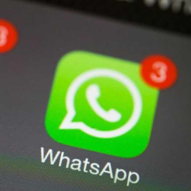 Je kunt nu videobellen met WhatsApp
