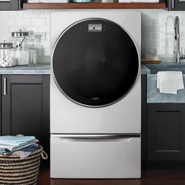 CES 2017: Whirlpool wil dat we aan de wasmachine/droger combo gaan