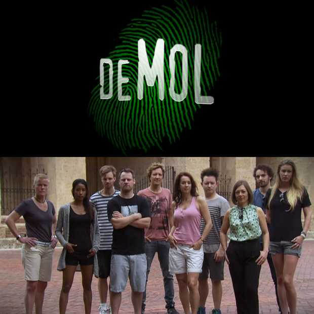 Dit is het intro van Wie is de Mol? 2016