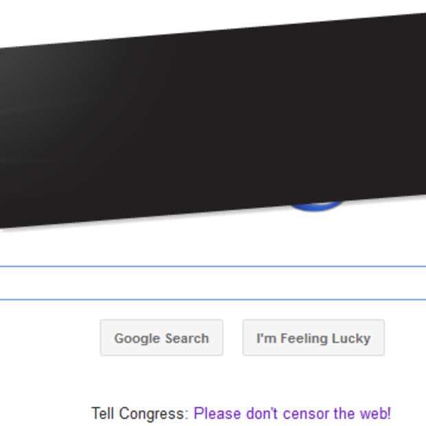 Wikipedia, Google, Wordpress, Mozilla, Reddit, Twitpic & meer komen in actie tegen SOPA