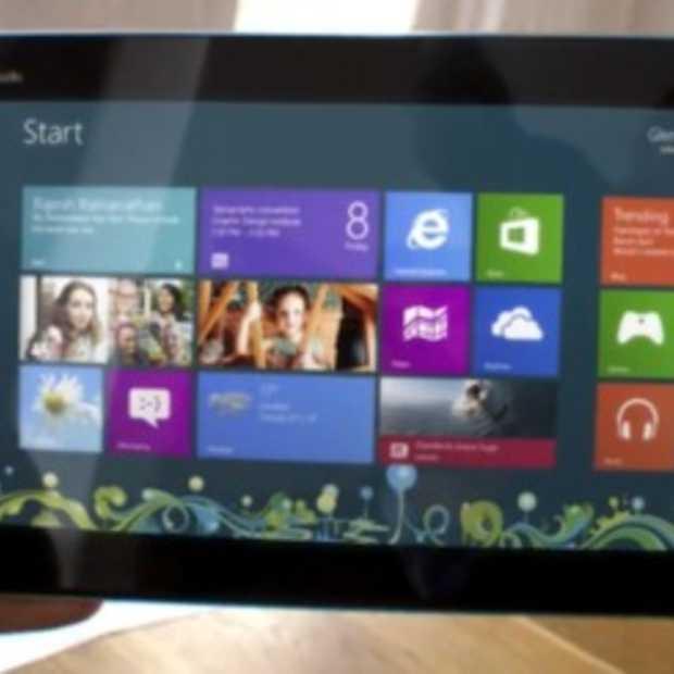Windows 8: 4 miljoen downloads in 3 dagen tijd