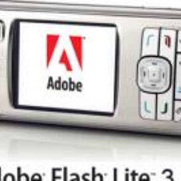 Windows Mobile ook met Adobe Flash Lite
