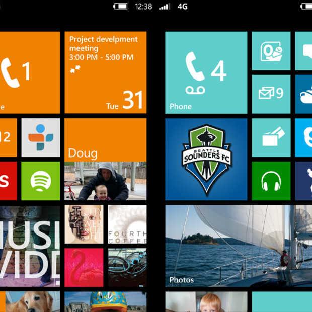 Windows Phone 8 voor bedrijven