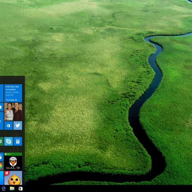 Windows 10 vandaag als gratis upgrade beschikbaar in 190 landen