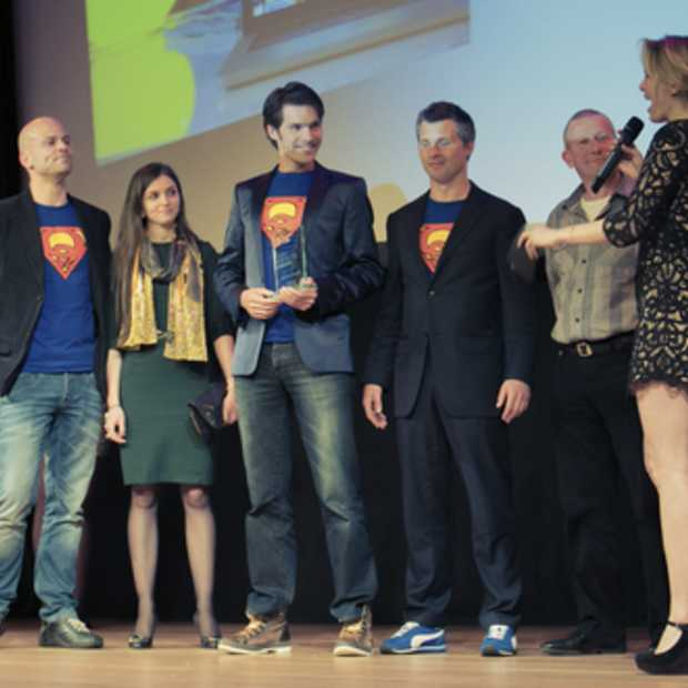 Winnaars Dutch Interactive Awards 2013 bekend